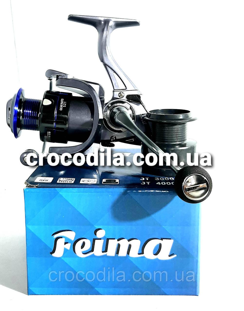 Спиннинговая катушка Feima JT 3000