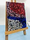 Блокнот в паєтках А5 21*15 см, фото 4