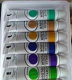 """Акриловые краски """"Acrylic Colour """" 12 цветов по 12 мл, фото 6"""