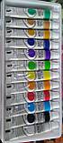 """Акриловые краски """"Acrylic Colour """" 12 цветов по 12 мл, фото 8"""