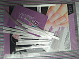 Скловолокно для нарощування нігтів 10 стрічок по 5.5 см, фото 3
