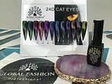 Гель-лаки кошки 24D Global fashion 8ml, фото 9