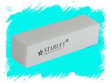 Бафик для ногтей Starlet Professional,баф для ногтей, 100 Grit,разные цвета, фото 5