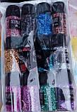 Набір блискіток для дизайну нігтів 12 штук Starlet №3, фото 3