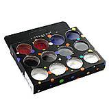Бархатная пудра для дизайна ногтей starlet professional, 12 цветов , фото 2