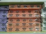 Міні баф набір упаковка 25 штук для шліфування нігтів Master Professional, фото 4