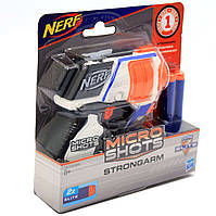 Бластер Nerf N-Strike Elite Микрошотс Стронгарм Microshots Strongarm Hasbro (E0719)