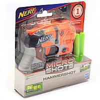 Бластер Nerf Hammershot Micro Shots Zombie Strike (E0720/E0489)