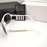 Мужские солнцезащитные очки Carrera овальные Cardeo Брендовые Стильные Карерра копия, фото 2
