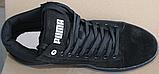 Ботинки осенние на байке мужские замшевые от производителя модель ВК001, фото 3