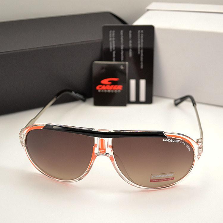 Мужские солнцезащитные очки Carrera овальные Carriere под Брендовые Стильные Карерра копия