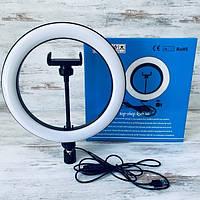 """Селфи-лампа Led кольцо большое IC666 25 см (10"""")"""