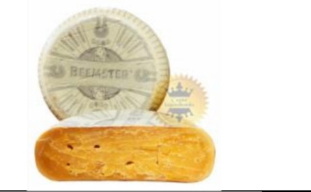 Бимстер Х.О. (26 мес) – сверхтвердый сыр с  яркими нотами меда, карамели и черного  шоколада.