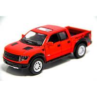 Детская игрушечная инерционная машинка Пикап КТ5365, Кинсмарт, коллекционный автомобиль, металл