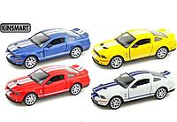 Детская игрушечная инерционная машинка КТ5310, Кинсмарт, коллекционный автомобиль, спорткар, металл