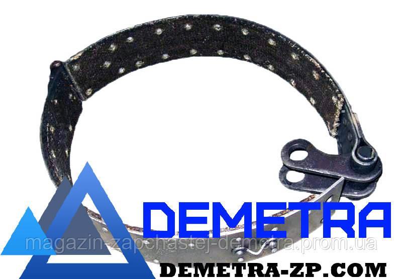 Лента тормозная, планетарная ДТ-75 (фрикционная). 77.38.016-1А
