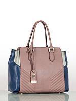 Стильная сумка в 2х цветах Z1D-1063 ELEGANZZA, фото 1