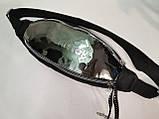 GT-Новый Унисекс сумка на пояс Tik Tok Отличное качество глянцевый Аврора Цвет С Оксфорд ткань1000D опт, фото 2
