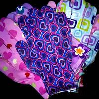 Защитные перчатки из нейлона