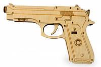 3D конструктор Wood Trick Пистолет (nt5151i4097)