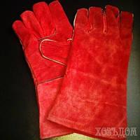 Перчатки Краги для сварщика тип 2