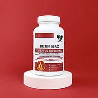 Жиросжигатель натуральный BURN MAX Powerful fat Burner 4in1 En`vie Lab (100 caps)