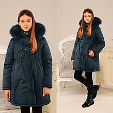 Зимова куртка на дівчинку-Герда