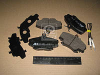 Колодка тормоза PEUGEOT/RENAULT 205/309/CLIO/EXPRESS передн. ( ABS), 36881