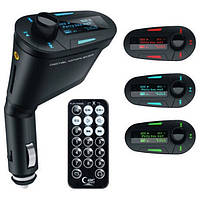 Автомобильный модулятор от прикуривателя Плеер Трансмиттер MP3 FM USB SD LCD