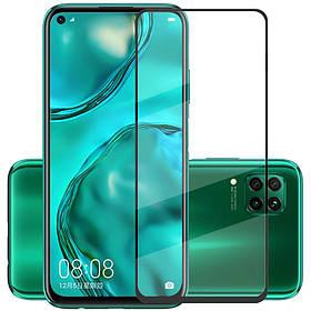 Защитное стекло XD+ (full glue) (тех.пак) для Huawei P40 Lite