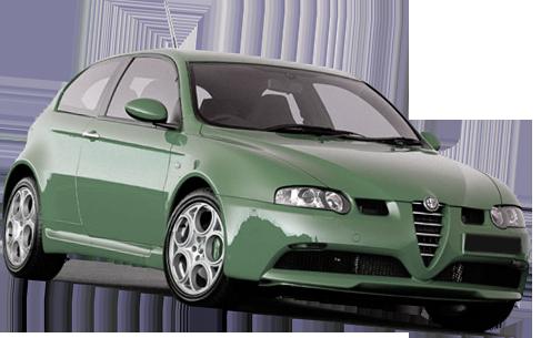 Alfa Romeo 147 2000-2010 гг.