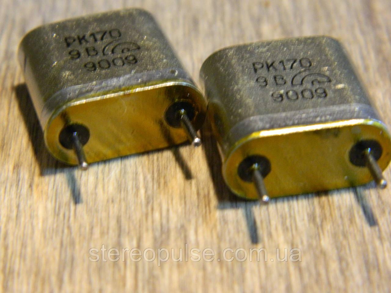 Кварцевый резонатор 4096 кГц
