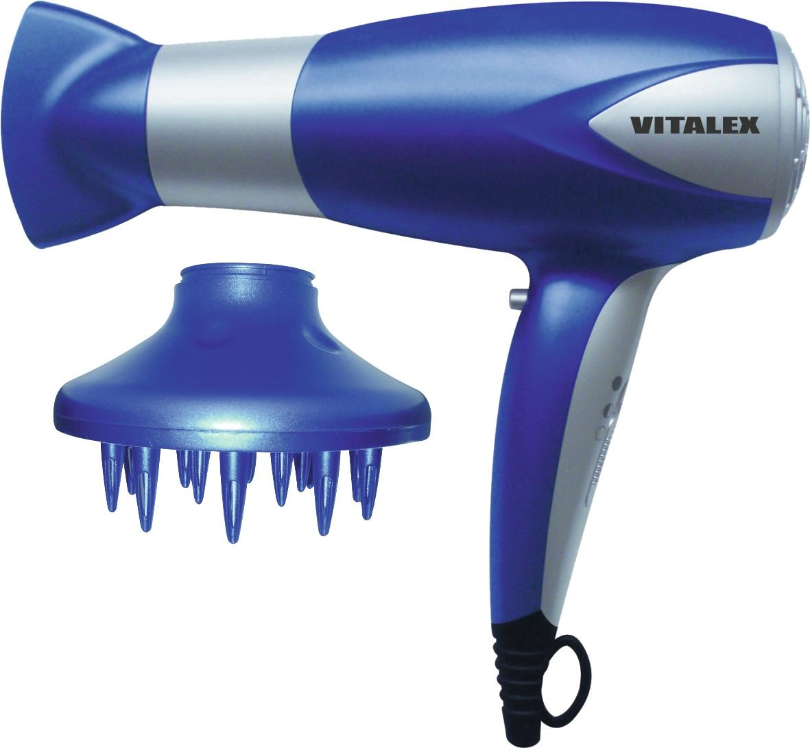 Фен для волос Vitalex VT-4002