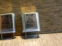 Кварцевый резонатор   1024  кГц     РГ -06, фото 1