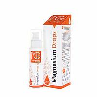 Магний питьевой для похудения  SPANI Magnesium Drops