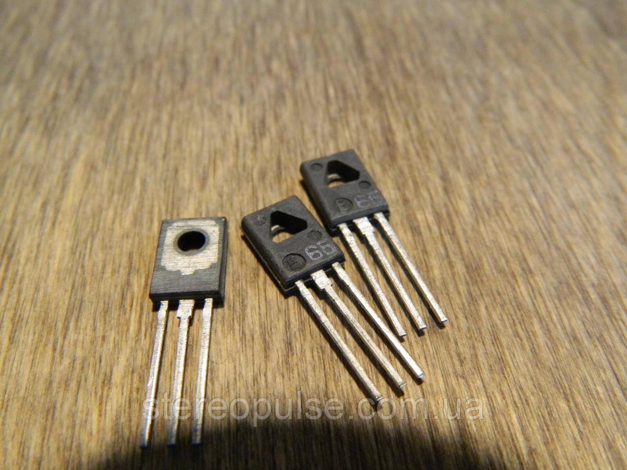 Транзистор  КТ816Б  pnp   3А  60 В