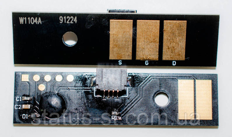 Чіп фотобарабана W1104A для HP Neverstop Laser 1000, 1200MFP, 20k, фото 2