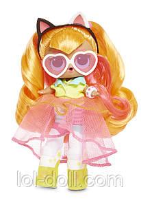 Кукла ЛОЛ Леди Неон Мини Модницы Оригинал - L.O.L. SURPRISE! – J.K. - Neon Q.T.