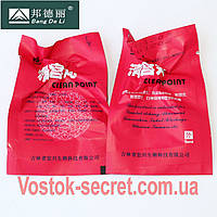 Китайские шарики - тампоны Clean Point  (Клин Поинт), срок годности до 02.2022г., фото 1