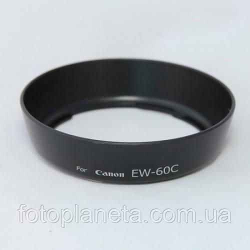 Бленда EW-60C для объективов Canon EF 28-90mm f4-5.6 II USM, EF 28-80mm f/3.5-5.6 V USM, EF-S 18-55mm