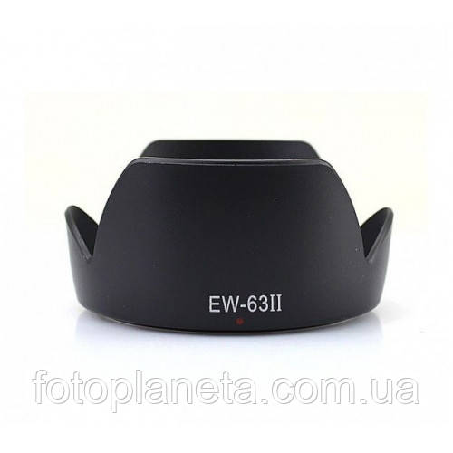 Бленда EW-63 II для объективов Canon EF 28mm f/1.8, EF 28-105mm f3.5-4.5 лепестковая