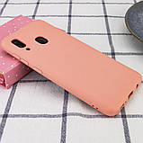 Чехол Silicone Cover with Magnetic для Samsung Galaxy A20 / A30, фото 2