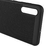 Ультратонкий дышащий чехол Grid case для Samsung Galaxy A50 (A505F) / A50s / A30s, фото 5