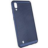 Ультратонкий дышащий чехол Grid case для Samsung Galaxy M10, фото 3