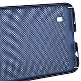 Ультратонкий дышащий чехол Grid case для Samsung Galaxy M10, фото 6