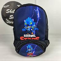 Детский рюкзак Brawl Stars \ Бравл Старс + бананка Brawl Stars \ Бравл Старс