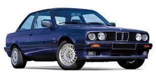 BMW 3 серия E-30 1982-1994 гг.