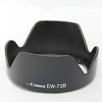 Бленда EW-73B для объективов Canon EF-S 17-85 f/4-5.6 IS USM, EF-S 18-135mm f/3.5-5.6 IS лепестковая