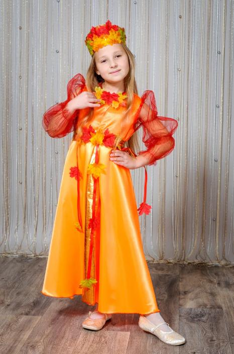 Карнавальний костюм Осінь