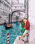 Картина по номерам Идейка Страсть по-итальянски 40*50 см арт.KHO4681
